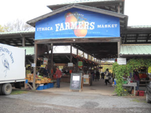 Ithaca Farmer's Market/Sciencenter