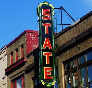 STATE THEATER OF ITHACA